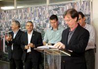 Kireeff sanciona a lei criando a Cidade Industrial de Londrina